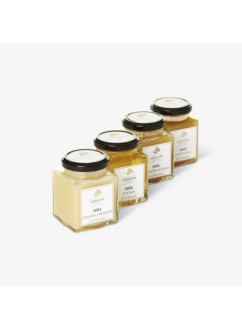 Wildflower honey by La...
