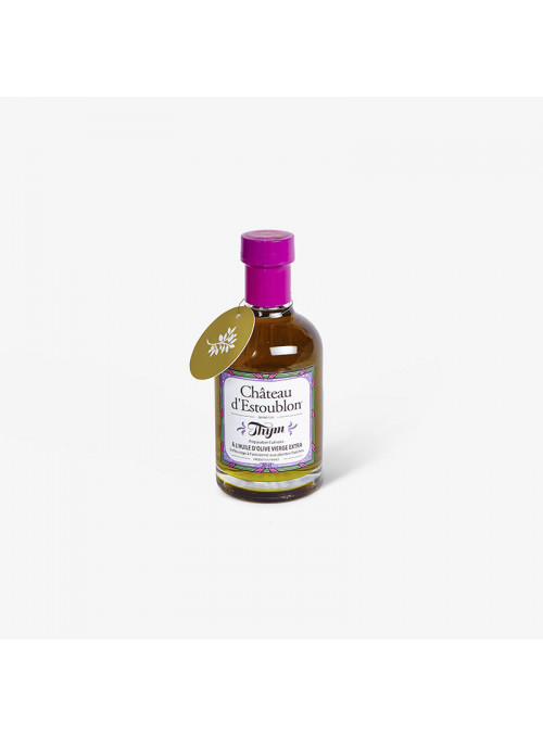Huile d'Olive Thym (20cl)
