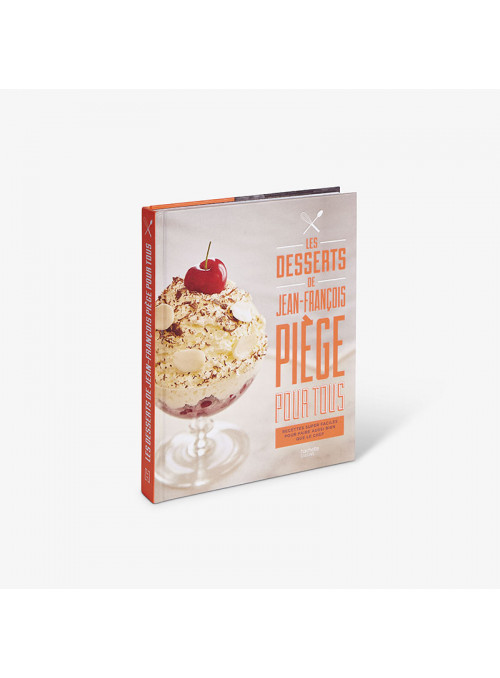 Cookbook desserts of...